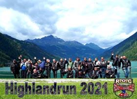 Highlandrun 2021 ROC Schweiz