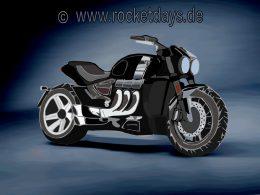 Rocket III Custom