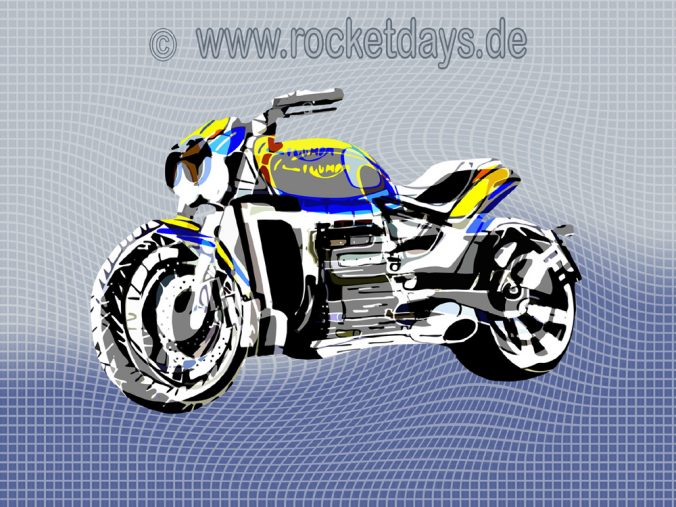Rocket III Concept left side