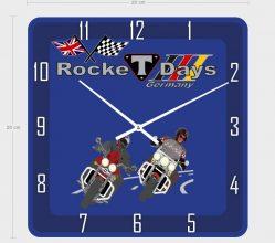 Rocketdays Uhrpreis