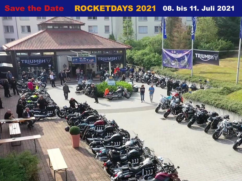 Rocketdays 2021 - Save the Date